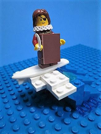 Camões e os Lusíadas em LEGO