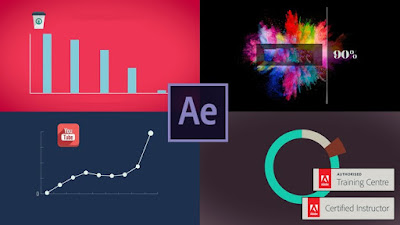Using Adobe After Effects along with some Illustrator, Photoshop & Excel we'll make your data visualization beautiful.