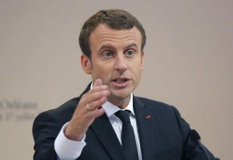 Emelkedett Emmanuel Macron tetszési mutatója