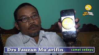 Drs Fauzan mu'arifin