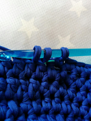 細編みの減らし目