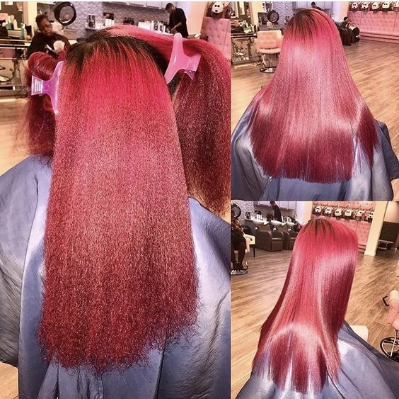 Click here to buy EVA NYC FLAT IRON a popular flat iron for natural hair