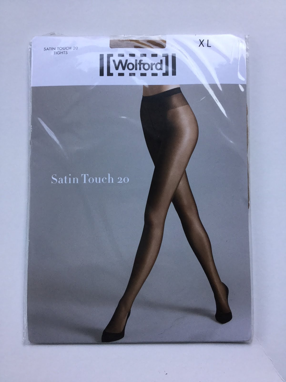 eaa347d87fdb1 Hosiery For Men: Reviewed: Wolford Satin Touch 20 Tights