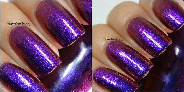 Dreamland Lacquer - Fairytale of New York