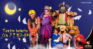 POS 2 Mi amigo el ratón Pérez | Teatro Belarte