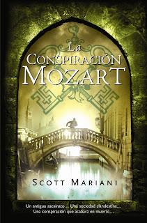 La conspiración Mozart – Scott Mariani