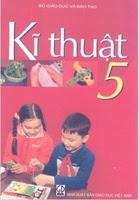 Sách Giáo Khoa Kĩ thuật 5