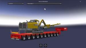 Faymonville Heavy Pack v 2.0 trailer mod