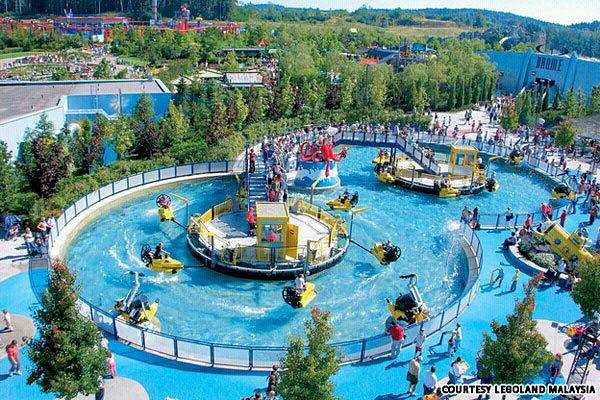 Opening Day of Legoland Malaysia