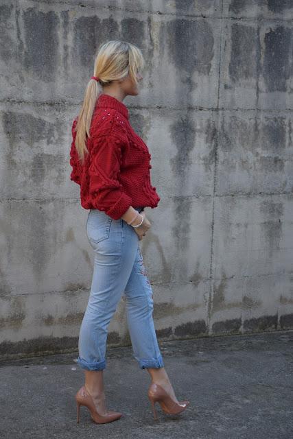 outfit rosso come abbinare il rosso outfit marzo 2017 mariafelicia magno fashion blogger colorblock by felym fashion blog italiani fashion blogger italiane blogger italiane