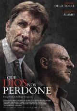 """Carátula del DVD: """"Que Dios nos perdone"""""""