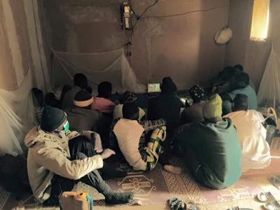 Nigerian woman, 5 Ghanaian men survive as over 40 EU-bound migrants including babies die of thirst in Sahara desert