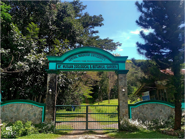 Mt. Musuan Zoological and Biological Garden