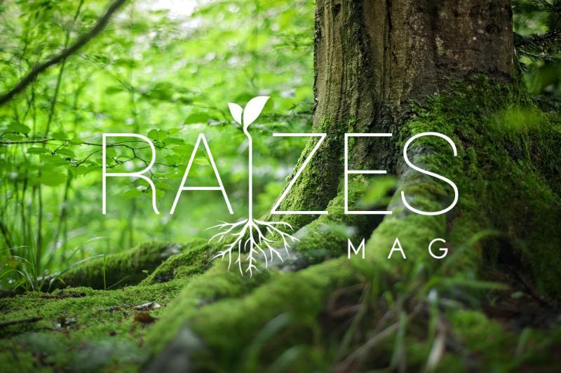 Logo Raízes Mag
