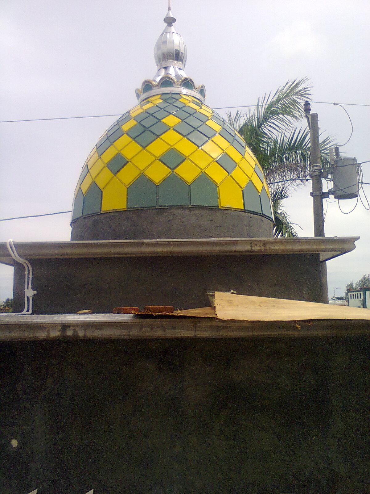 #kubah#masjid