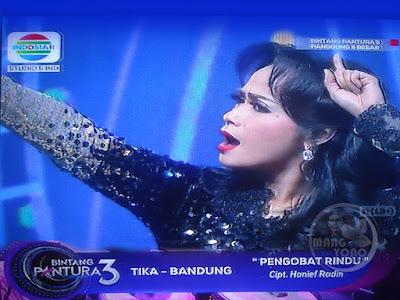 TIKA Bandung Bintang Pantura 3 Babak 4 Besar