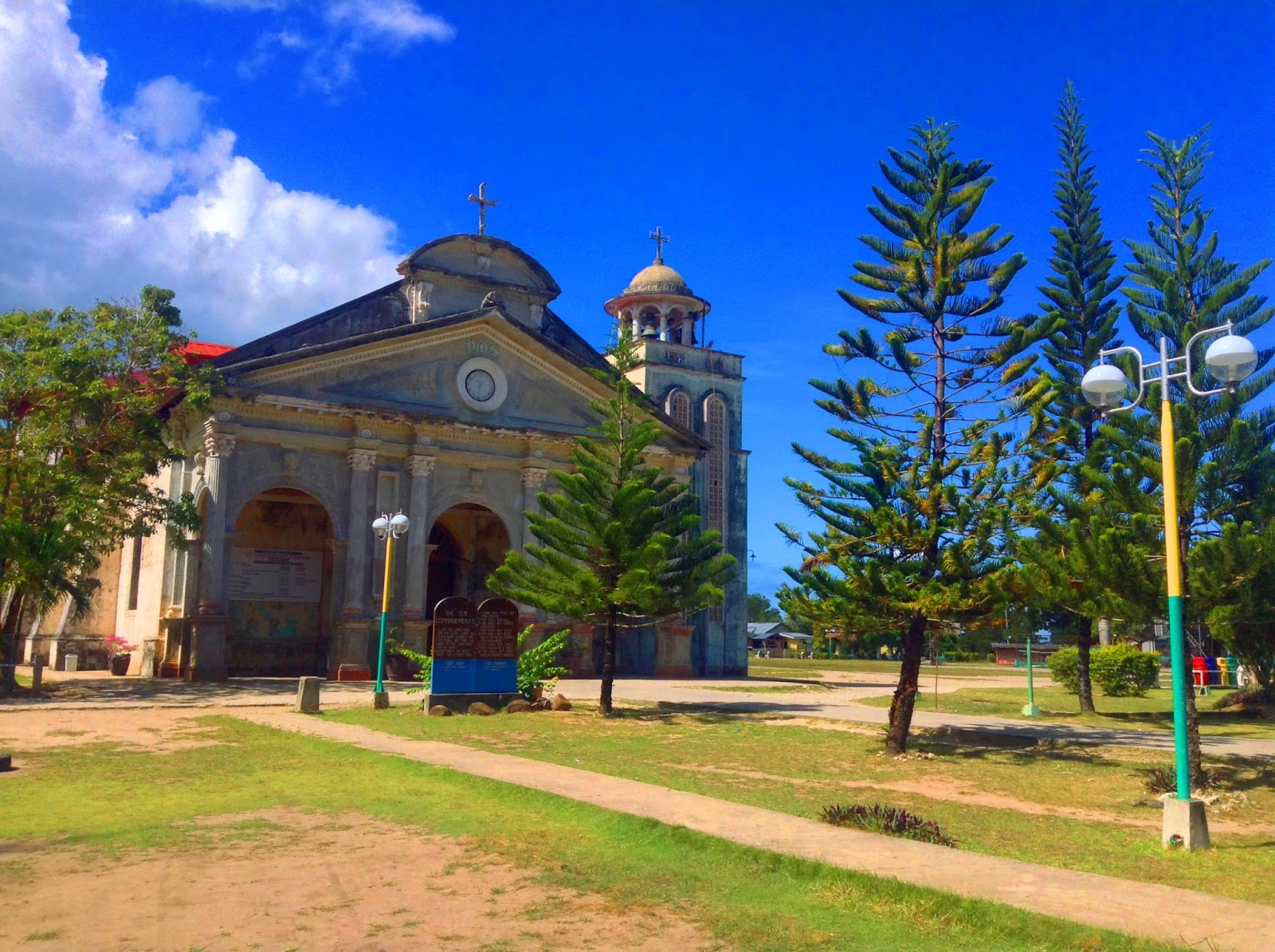 st augustine church panglao bohol from the highest. Black Bedroom Furniture Sets. Home Design Ideas