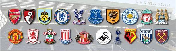Klasemen Liga Inggris, Liga Italia, Liga Spanyol, Liga Champions, Liga Eropa