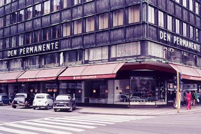 Den Permanente Copenhagen 1972 JCRA Archive Photo