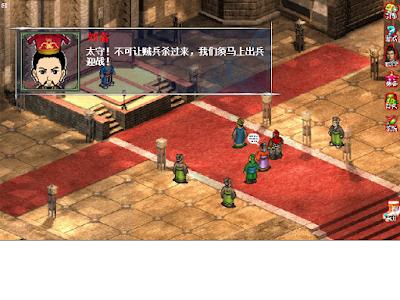 三國記:黃巾之亂+亂世群雄,精美的自製Flash遊戲!