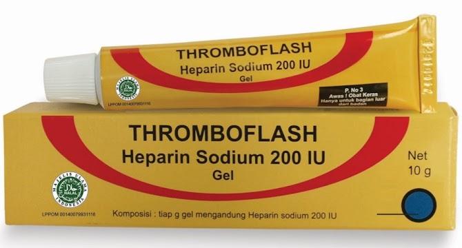 Begini Aksi Flash Bunda dengan Thromboflash Saat Anggota Keluarga Terluka