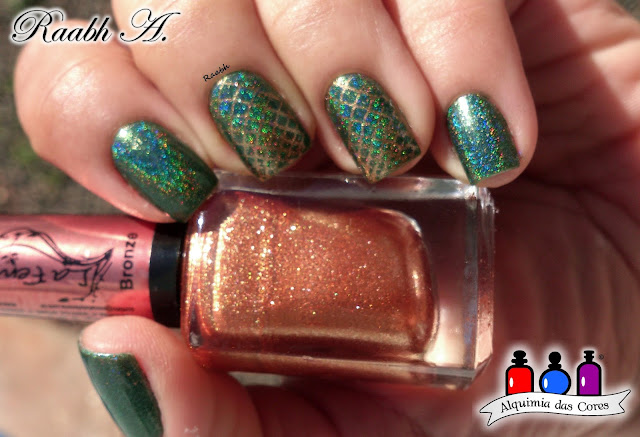 Verde, Holo, Cirque Josephine, Burlesque Collection 2014