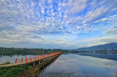 Situ Cileunca Pangalengan Bandung