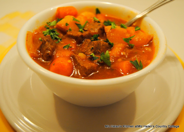 Instant Pot Italian Stew at Miz Helen's Country Cottage