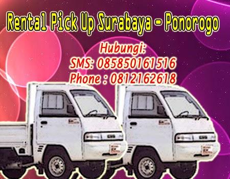 Sewa-Rental Pick Up Zebra Surabaya-Ponorogo