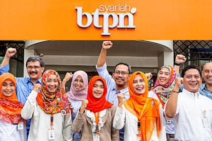 Lowongan Kerja Pekanbaru : Bank BTPN Syariah Mei 2017