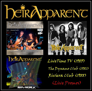 Riddle of steel metal music heir apparent livetime tv for 1988 club music