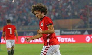 بسبب فضيحة التحرش:استبعاد نجوم المنتخب المصري من مباراة الكونغو الديمقراطية