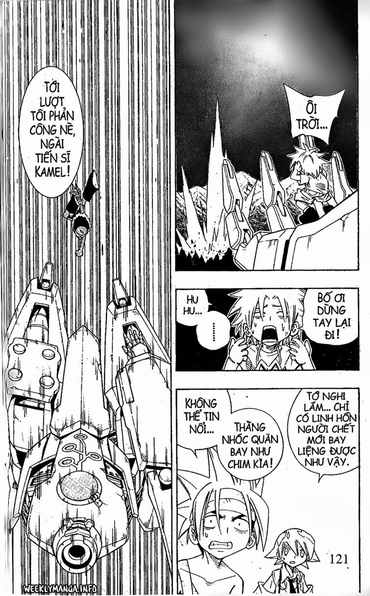 Shaman King [Vua pháp thuật] chap 203 trang 13