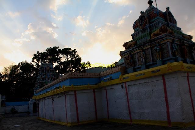 Sri Yoganarasimha Temple, Goruru