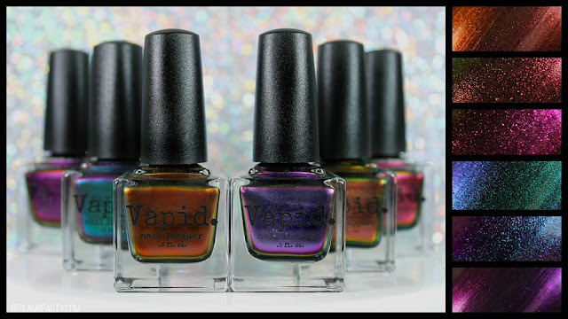 Vapid Lacquer Cosmos Collection • Part One