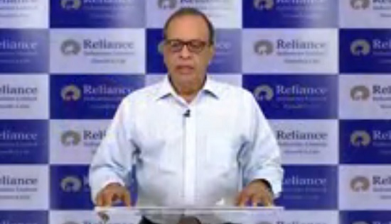 Mumbai, RIL, Reliance Industry Limited, Alok Agarwal, RIL CFO, Chief Financial Officer of RIL, Jio, Reliance Jio, reliance, mukesh ambani, reliance industries, ril, india, reliance jio, nita ambani, stock, mukesh ambani