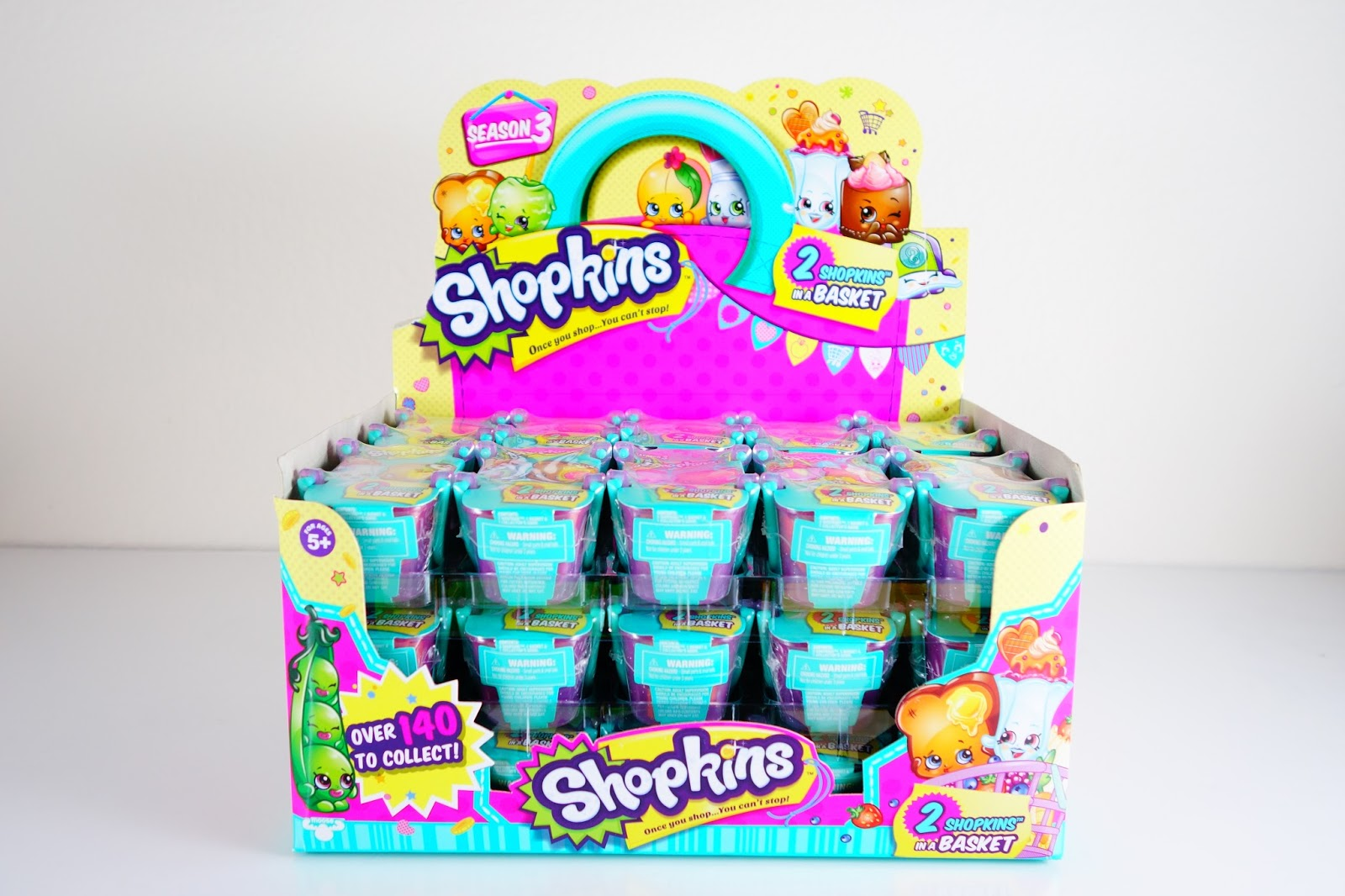 Evie's Toy House - Toy Reviews: Shopkins Craze - Where to