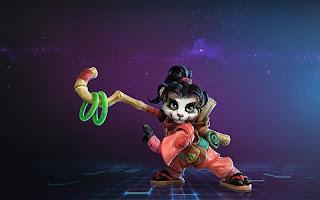 Heroes of The Storm łatwe postacie na start do gry Lili
