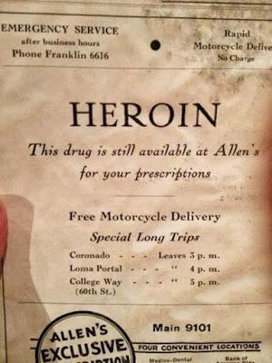 Heroin in San Diego