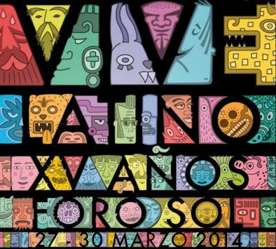 programa vive latino 2014