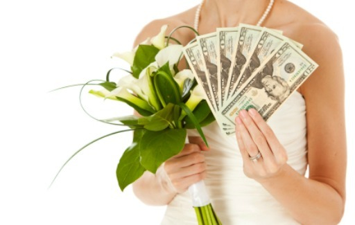 Bride Budget Wedding