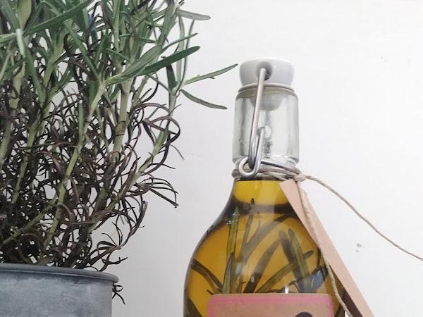 XmasProject 2 : De l'huile d'olive parfumée