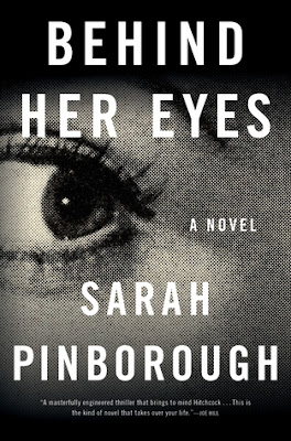 Behind Her Eyes, Sarah Pinborough, Book Review, InToriLex, Flat Iron Books