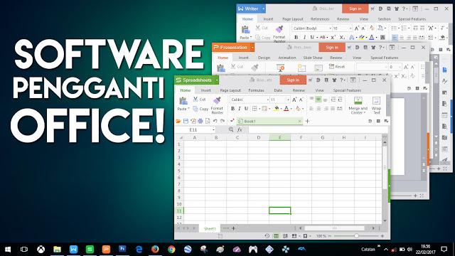 12 Aplikasi Alternatif Pengganti Microsoft Office, Tentunya Ini Gratis!