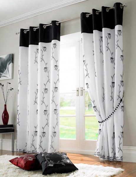 Designer Curtains And Drapes For Bedroom Living Room Images