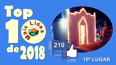 Top 10 de 2018 - 10º lugar