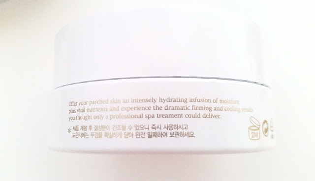 short description on the tub container