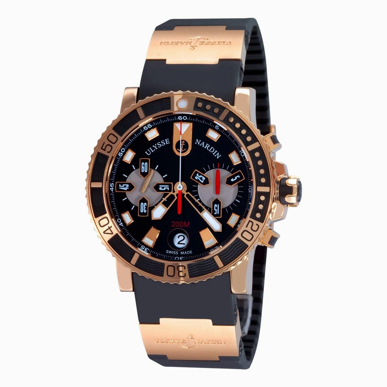 fe05b2e21d4 Ulysse Nardin Marine Mens Watch 80061023A 92