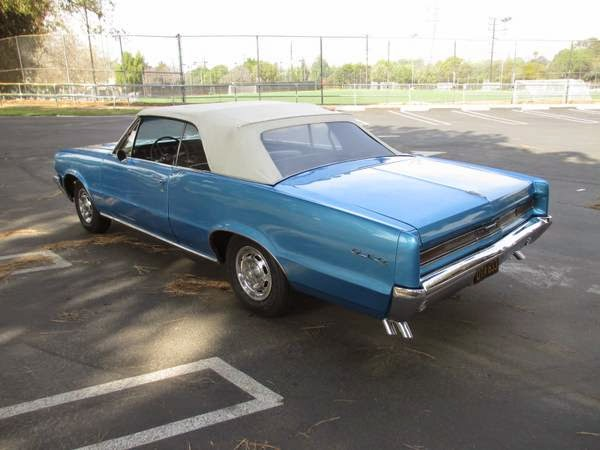1964 Pontiac Gto Convertible For Sale Buy American
