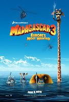Madagascar 3 Europe's Most Wanted 2012 720p BRRip Dual Audio